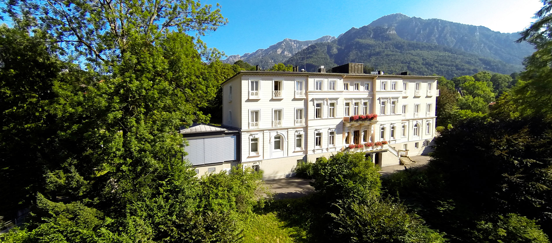 Kurhotel Alpina - Your Spa Holiday in Bad Reichenhall
