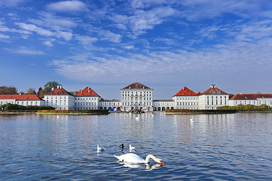 Palaces and Lakes in Bavaria